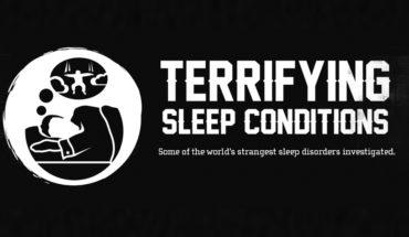 When Sleep Terrorizes and Paralyzes: 5 Sleep Disorders - Infographic
