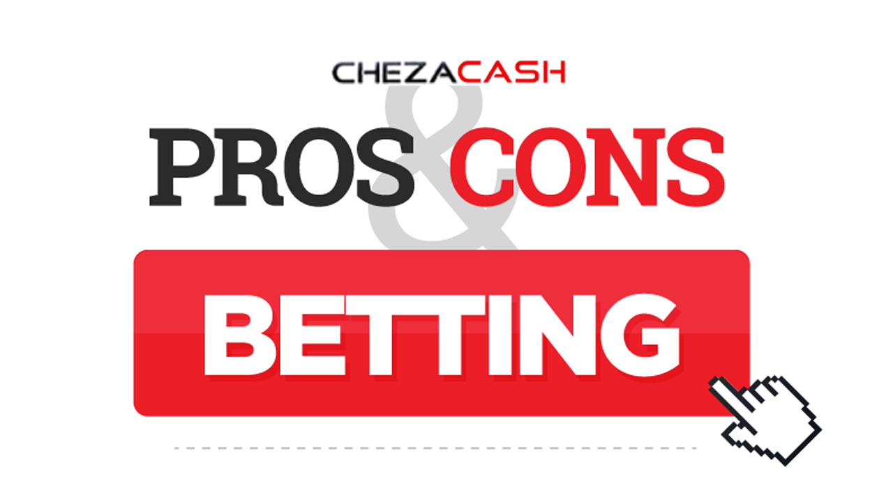 Pros of sports betting best sports to bet on in vegas