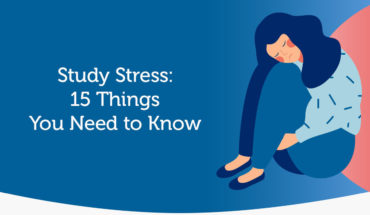 15 Things Every Student Must Know About Study Stress - Infographic