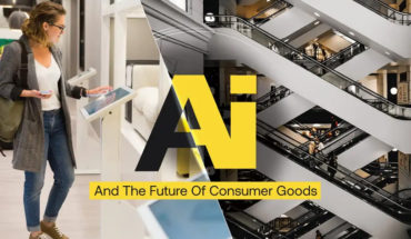 AI and the Future of Consumer Goods - Infographic