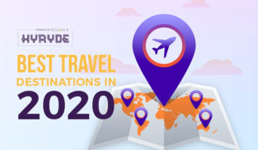 Best Travel Destinations in 2020 - Infographic
