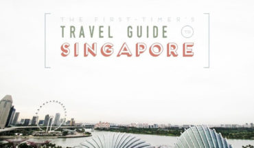 Discover Singapore on a Budget - Infographic
