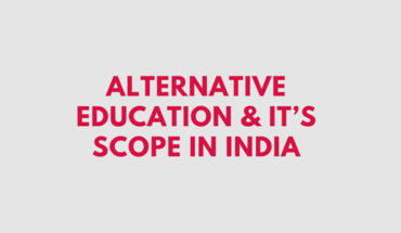 Education in India: The Way Forward - Infographic