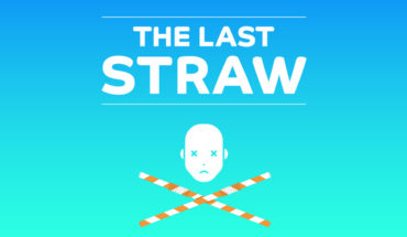 Stop Using Plastic Straws Now – Here's Why! - Infographic