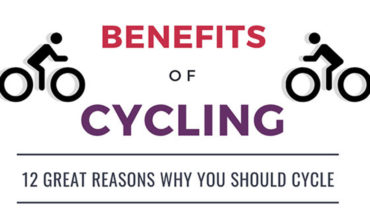 12 Powerful Reasons Why Cycling is the Way Forward - Infographic