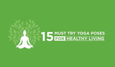 15 Daily Yoga Asanas for Holistic Health - Infographic