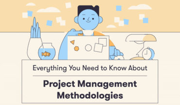 7 Project Management Methodologies You Need to Know About - Infographic