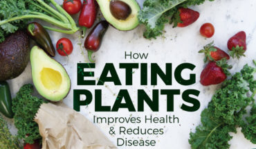 Eat Plants, Feel Whole - Infographic