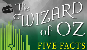 Five Things You May Not Know About the Wizard of Oz - Infographic
