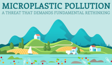 The Bane of Microplastics: The Miniature Pollutant and Destroyer - Infographic