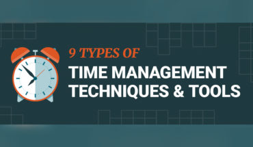 Time is the Ultimate Resource: 9 Tools to Manage it Better! - Infographic