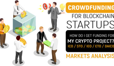 Best Crowdfunding Strategies: ICO, DAICO, STO, ETO and IEO - Infographic