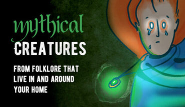 Domovoys, Bogarts, Matagots and More: Tales of Weird and Wild Mythical Creatures - Infographic