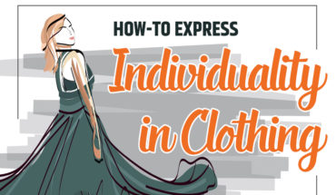 Fashion Vs Style: How to Express Your Individuality - Infographic