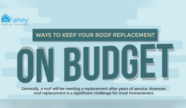 How to Systematically Plan a Roof Replacement Project - Infographic