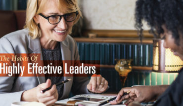 Manager Vs Leader: Different Skill Sets, Different Habits - Infographic