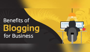 Benefits of Blogging for Business - Infographic