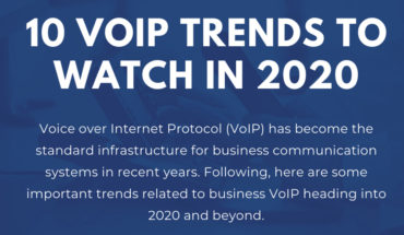 Future of Digital Telephony: 10 Major VoIP Trends That Will Impact Communication Patterns and Systems - Infographic