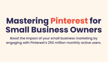 How Small Business Owners Can Optimize Opportunities with a Pinterest Profile - Infographic