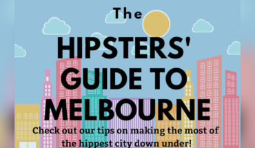 Marvelous Melbourne: The Hippiest City Ever! - Infographic