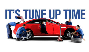 When To Bring Your Car In For A Tune-up - Infographic