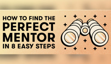 Finding A Mentor Is Just 8 Steps Away - Infographic