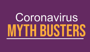 We Bust 14 Myths Surrounding The Coronavirus - Infographic