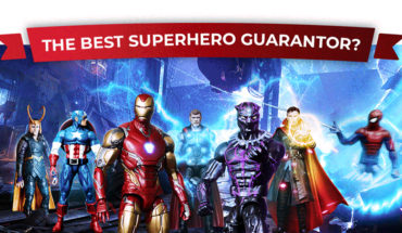 Which Superhero Would You Choose As Your Loan Guarantor? - Infographic