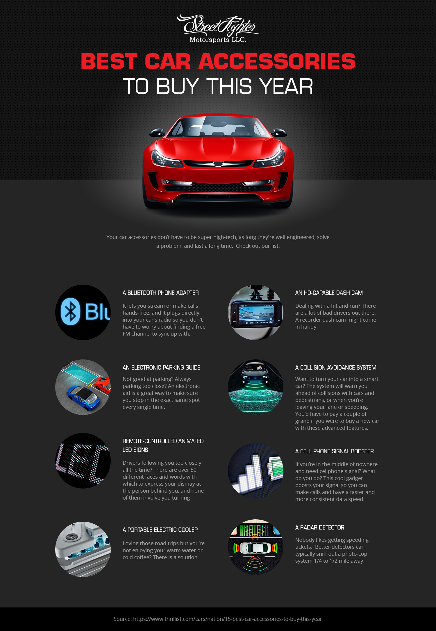 Why You Should Accessorize Your Car - Infographic