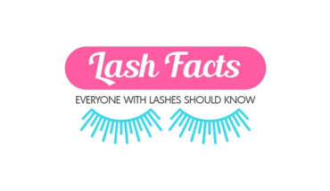 15 Fun Facts About Your Eyelashes - Infographic