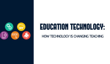 Education Technology: Should Technology Become A Part Of Education? - Infographic