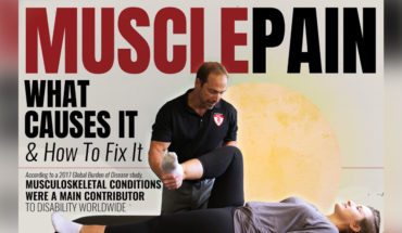 Fixing Muscle Pain - Infographic