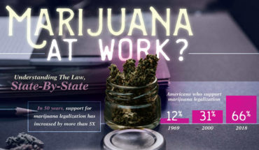 US Edition: What Is the Future Of Marijuana Usage At Work? - Infographic