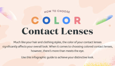 How To Match Colored Contact Lenses With Your Personality?