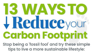 What Can You Do To Reduce Carbon Footprint?