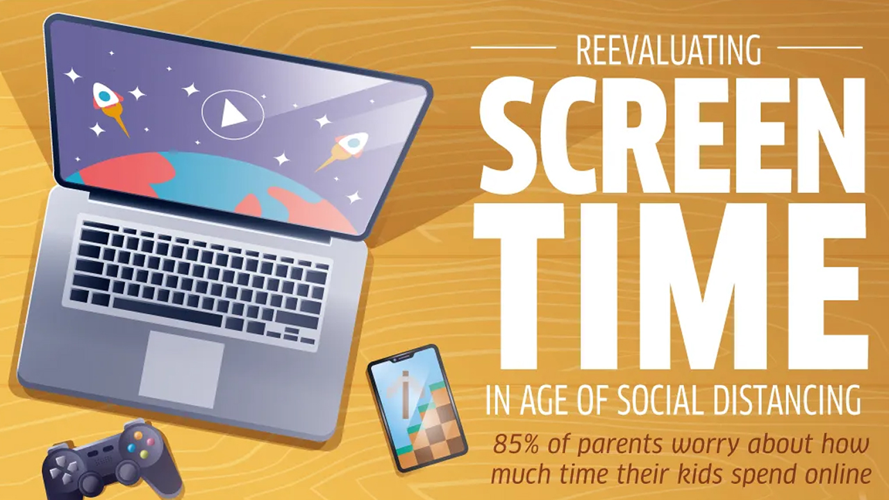 Is Screen Time Really All That Bad?