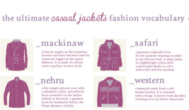 Jacket Lovers: 10 Kinds Of Casuals For Every Occasion