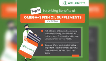 10 Amazing Health Benefits Of Omega-3 Fish Oil You Didn't Know Of