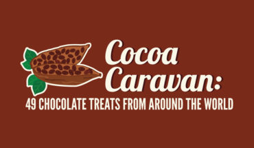 Chocolate Lovers: 49 Treats From Around The World That You Must Try!