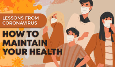 Lessons from Coronavirus: How to Maintain Your Health