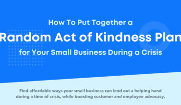 Random Acts of Kindness for Small Businesses