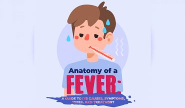 Anatomy of a Fever: A Guide to Its Causes, Symptoms, and Treatment - Infographic